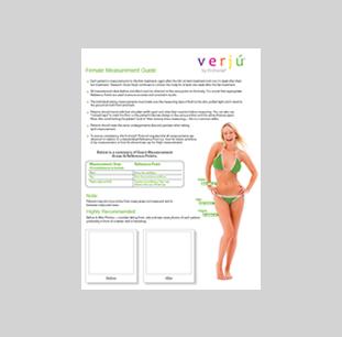 Verju-Female-Measurement-Guide