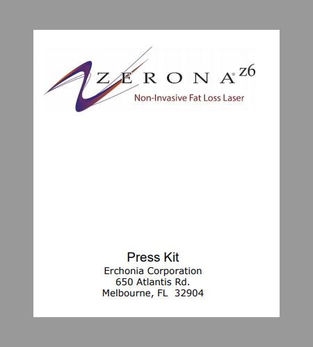 Zerona Z6 Press Kit